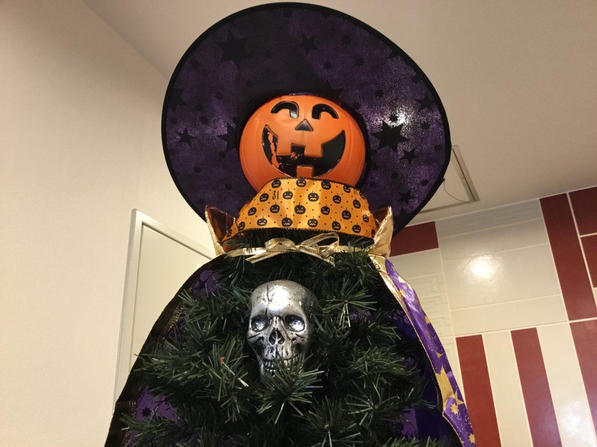【長居公園】ハロウィン飾り付け🎃〜魔界への入り口〜