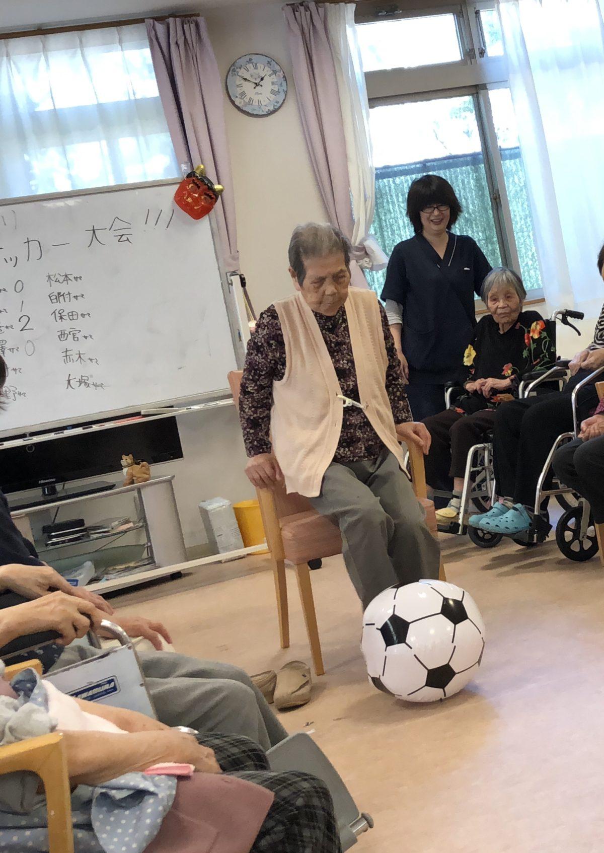 【寝屋川】サッカー大会