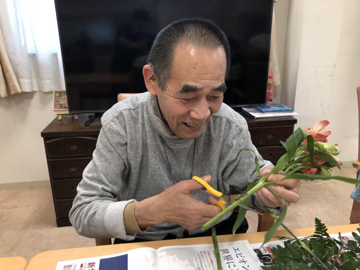 【門真】生け花
