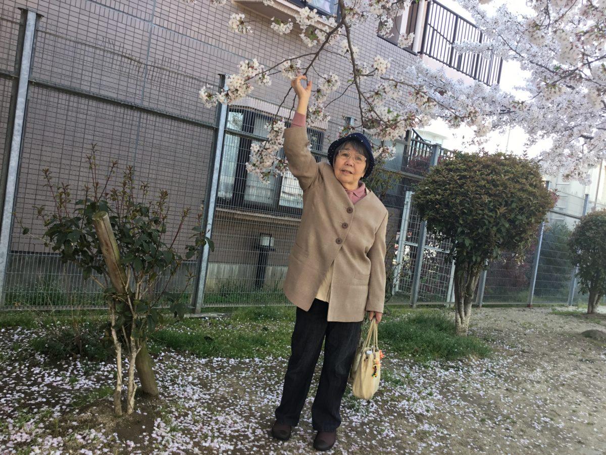 【長居公園】お花見締め