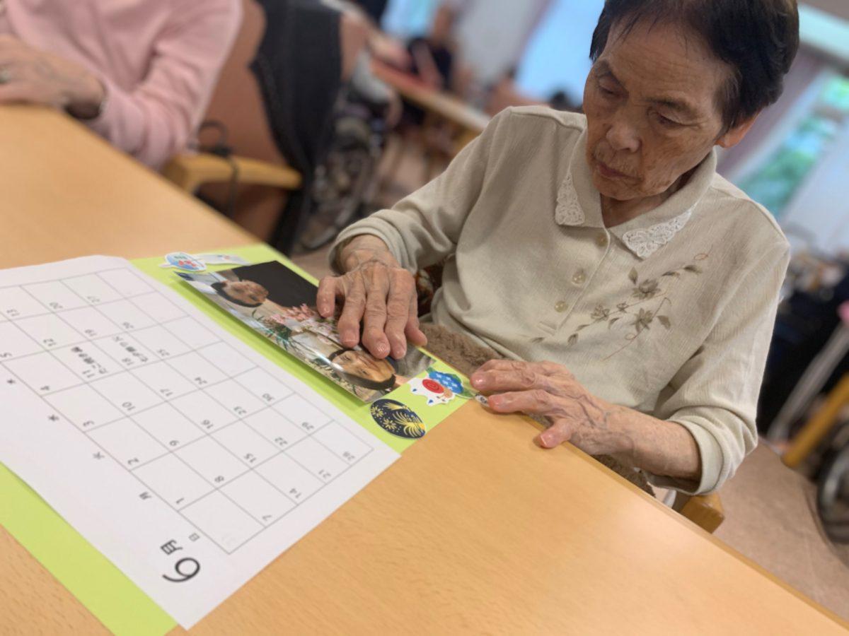 【寝屋川】カレンダー制作🗓