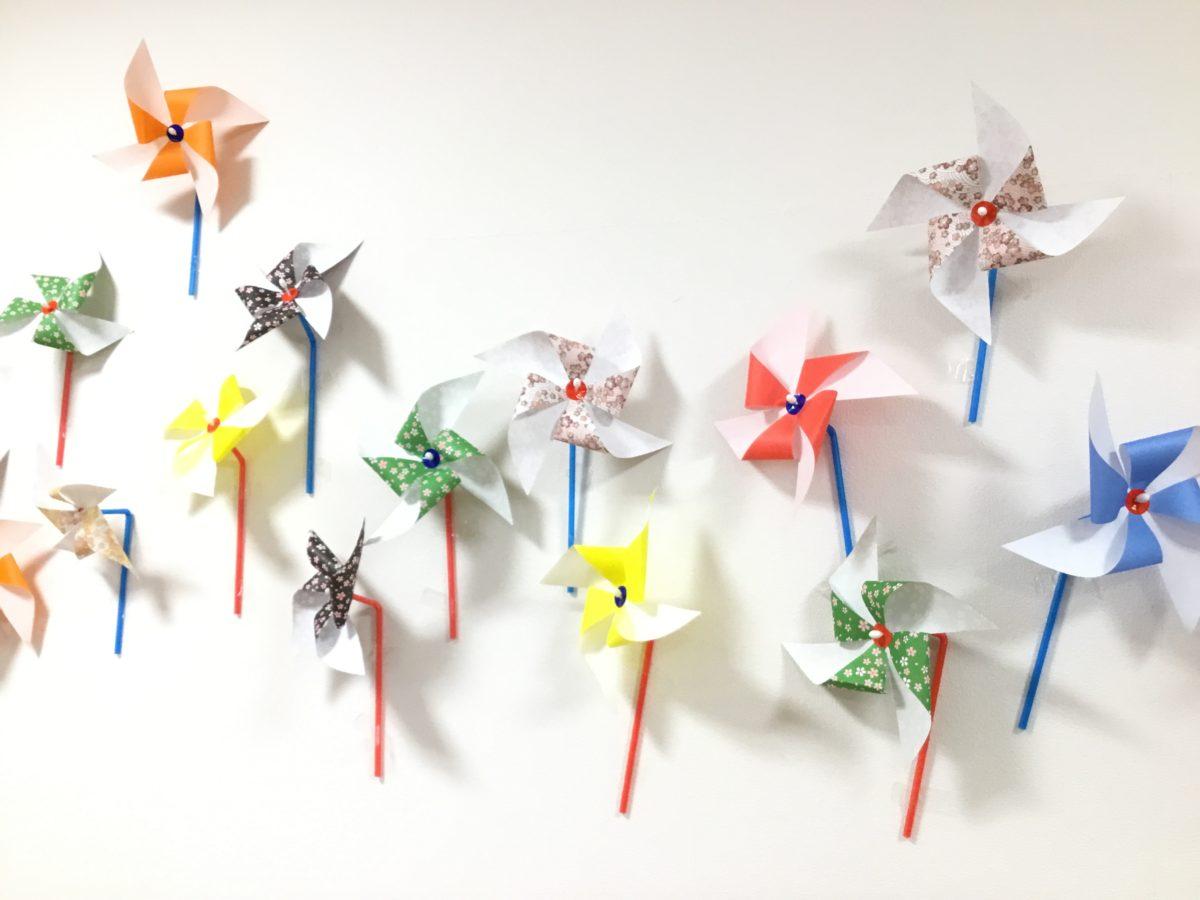 【寝屋川】風車✨