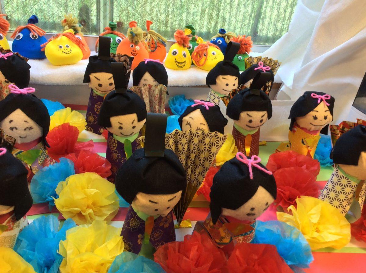【寝屋川】雛人形作り🎎