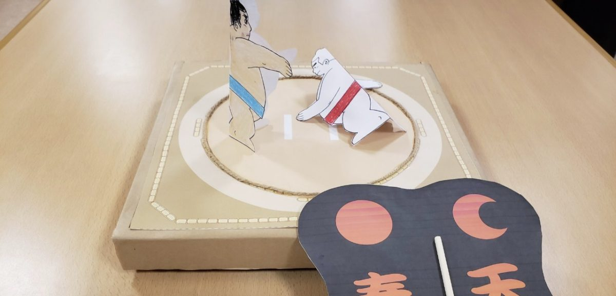 【寝屋川】紙相撲大会