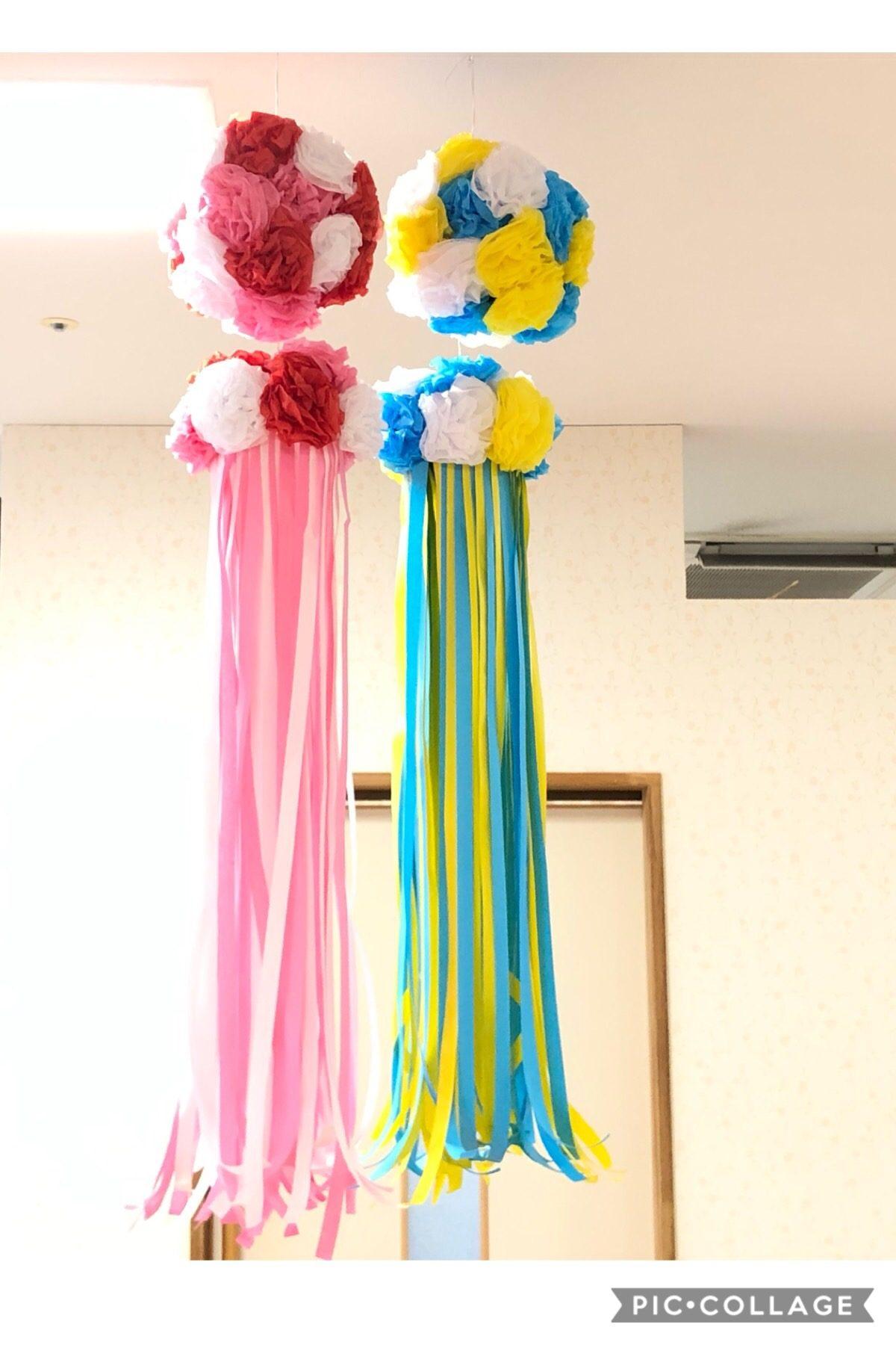【門真】7月飾り