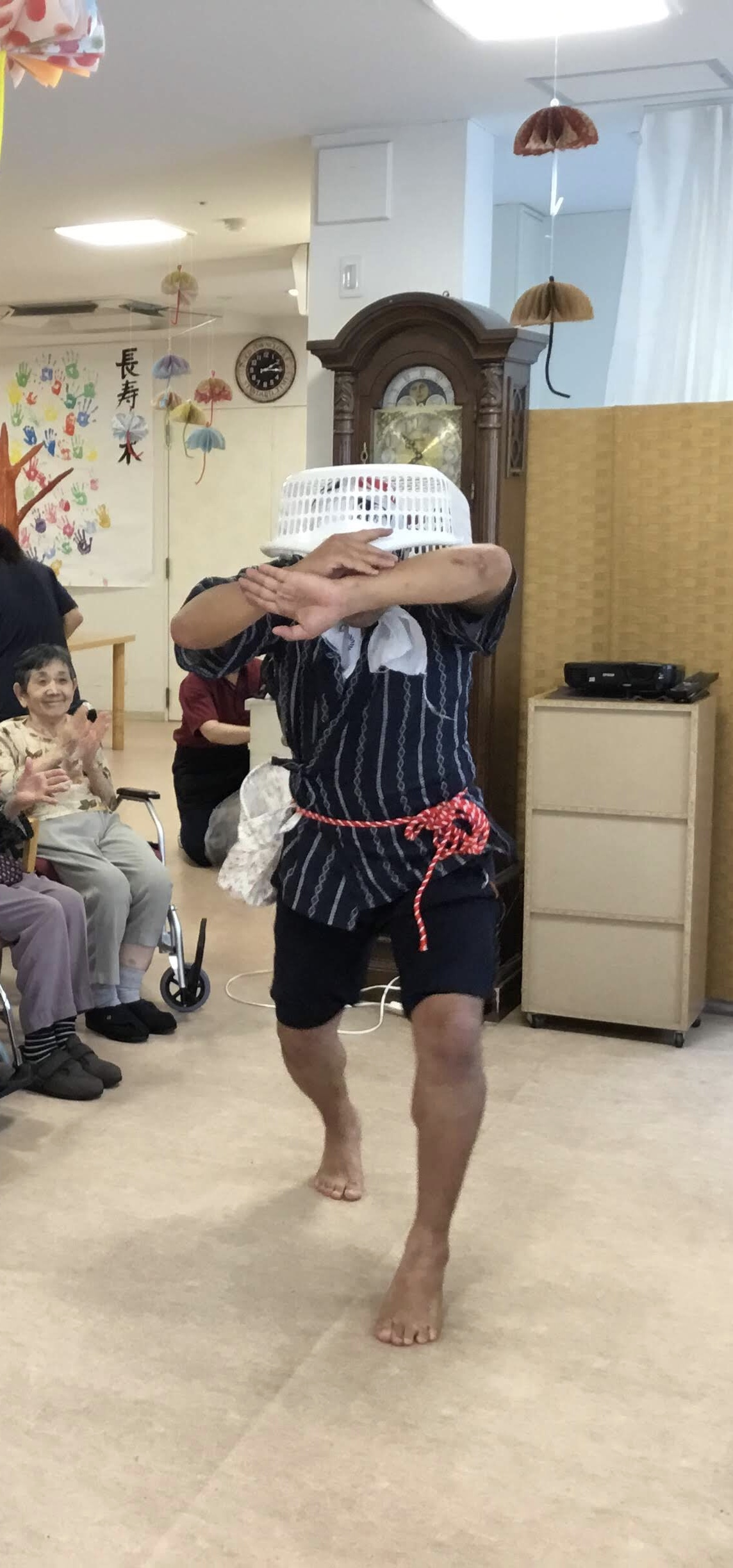 【門真】雨祭り;(´•௰•`)☂